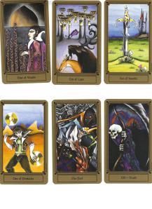 Fantastical Tarot 001